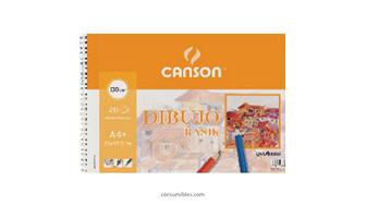 728113(1/10): Imagen de CANSON BLOC DIBUJO G