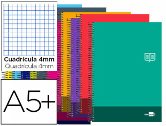 74877: Imagen de BLOC ESPIRAL LIDERPA