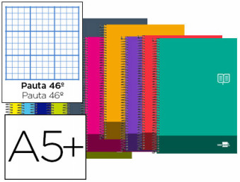 74886: Imagen de BLOC ESPIRAL LIDERPA