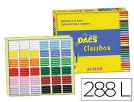 75447: Imagen de LAPICES DE CERA DACS