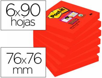 75596: Imagen de BLOC NOTAS ADHESIVAS