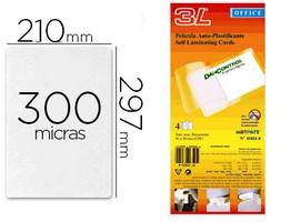 76156: Imagen de BOLSA DE PLASTIFICAR