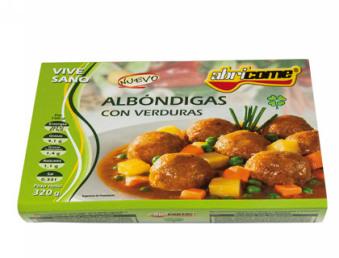 76207: Imagen de ALBONDIGAS CON VERDU
