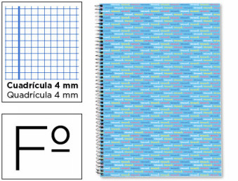 76309: Imagen de BLOC ESPIRAL LIDERPA