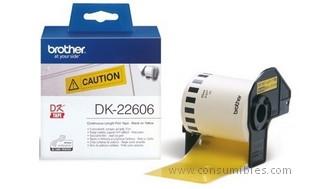770902: Imagen de BROTHER CINTA DK2260