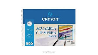 822647(1/10): Imagen de CANSON PAPEL DIBUJO