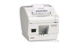 Impresoras de etiquetas oki
