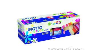 936188: Imagen de GIOTTO ESTUCHE 12 TE