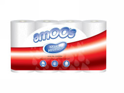 937120: Imagen de AMOOS PACK 4 ROLLOS