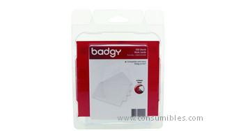 944766: Imagen de BADGY 100 TARJETAS B