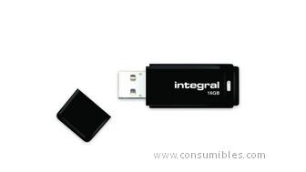 945211: Imagen de INTEGRAL 16GB NEGRO