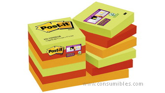 948250: Imagen de POST IT PACK 12 BLOC
