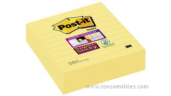 948251: Imagen de POST IT PACK 3 BLOCS