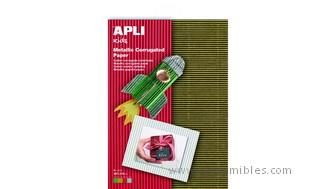 946043: Imagen de APLI PACK 10 HOJAS A