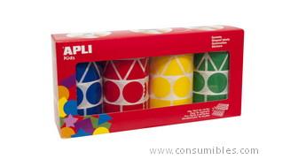 946022: Imagen de APLI PACK XL GOMETS