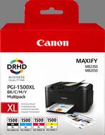 9182B004: Imagen de CANON PGI-1500 XL BK