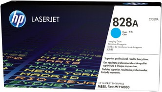 CF359A: Imagen de TAMBOR CIAN HP 828A