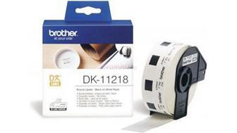 DK11219: Imagen de BROTHER ETIQUETA PRE