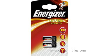 941587: Imagen de ENERGIZER BLISTER 2