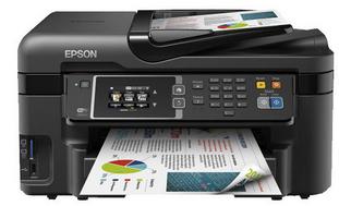 Impresoras multifuncion color epson