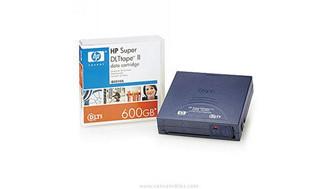 Q2020A: Imagen de HP SUPERDLT II 600 G