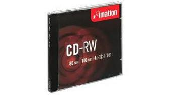 i19002: Imagen de IMATION CD-RW 700 MB