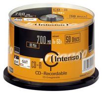 CD11270002: Imagen de INTENSO CD-R 700MB C