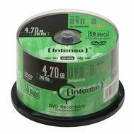 CD21270012: Imagen de INTENSO DVD-R 4.7GB,