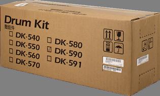 DK590: Imagen de KYOCERA FS-C2026 DRU