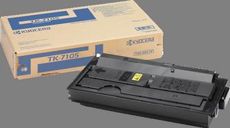 TK7105: Imagen de KYOCERA 1T02P80NL0 T