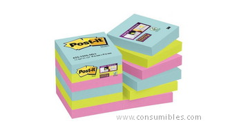 936431: Imagen de POST IT PACK.12 BLOC