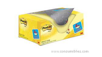 936764: Imagen de POST IT PACK.16+4 BL