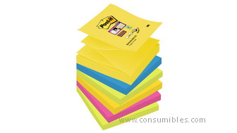 936533: Imagen de POST IT PACK.6 Z NOT