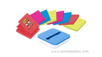 936756: Imagen de POST IT PACK.8 BLOCS