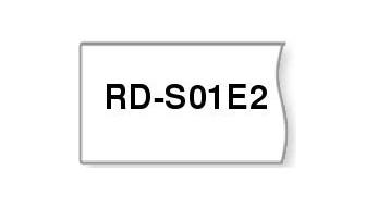 RDS01E2: Imagen de BROTHER ETIQUETA BLA