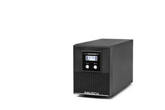 1000 VA, 81 V, 290 V, 110 V, 240 V, 50//60 Hz Trust Oxxtron 1000VA Sistema de alimentaci/ón ininterrumpida UPS UPS Fuente de alimentaci/ón Continua 2 Salidas AC