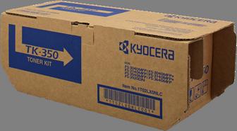 TK350: Imagen de TÓNER NEGRO TK-350