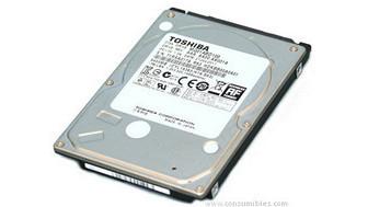 HD3215129: Imagen de TOSHIBA 1TB 2.5' 100