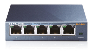 CN12164511: Imagen de TP-LINK TL-SG105 UNM