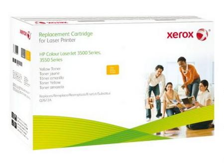 Cartucho de toner CARTUCHO DE TÓNER XEROX COMPATIBLE CON LA REFERENCIA Q2672A DE HP 308A Q2672A AMARILLO