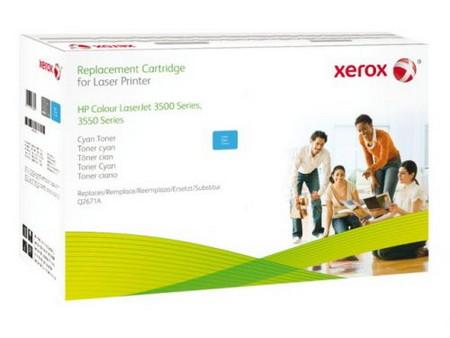 Cartucho de toner CARTUCHO DE TÓNER XEROX COMPATIBLE CON LA REFERENCIA Q2671A DE HP 308A Q2671A CIAN