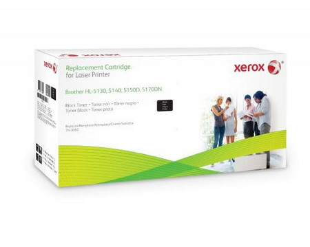 Cartucho de toner CARTUCHO DE TONER XEROX COMPATIBLE CON LA REFERENCIA TN3060 DE BROTHER TN-3060 NEGRO 6700 PAGINAS