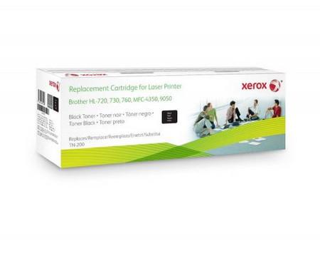 Cartucho de toner CARTUCHO DE TONER XEROX COMPATIBLE CON LA REFERENCIA TN200 DE BROTHER TN-200 NEGRO 2.200 PAGINAS