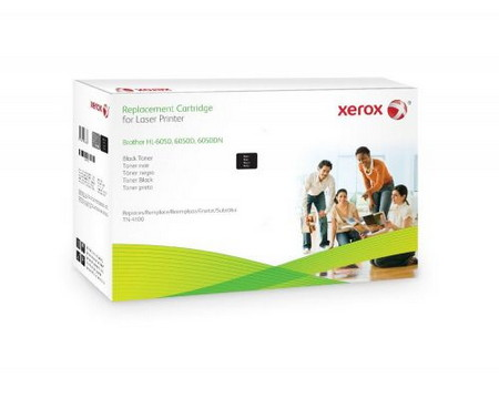 CARTUCHO DE TONER XEROX COMPATIBLE CON LA REFERENCIA TN4100 DE BROTHER TN-4100 NEGRO 7.500 PAGINAS