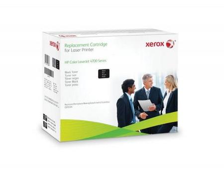Cartucho de toner CARTUCHO DE TÓNER XEROX COMPATIBLE CON LA REFERENCIA Q5950A DE HP Q5950A NEGRO N 11000 PAG.