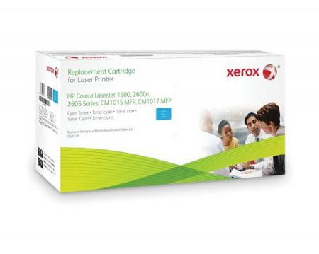 Cartucho de toner CARTUCHO DE TÓNER XEROX COMPATIBLE CON LA REFERENCIA Q6001A DE HP Q6001A CIAN