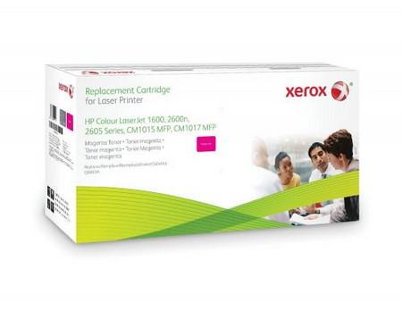 Cartucho de toner CARTUCHO DE TÓNER XEROX COMPATIBLE CON LA REFERENCIA Q6003A DE HP Q6003A MAGENTA