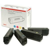 Comprar Rainbow Pack cartuchos de toner 1101001 de Oki online.