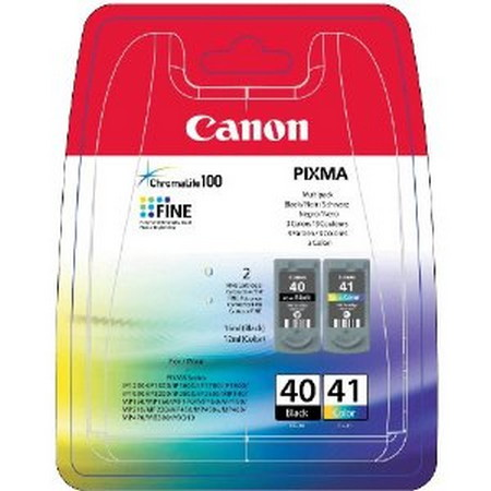 Comprar Pack 2 cartuchos de tinta 0615B043 de Canon online.
