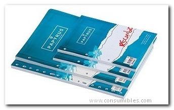 Comprar Recambios carpetas anillas 075754 de Guerrero online.